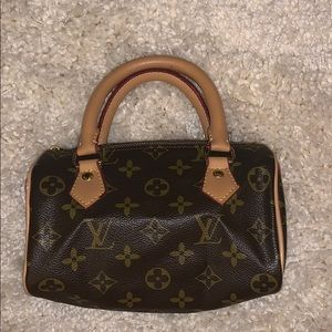 Louis Vuitton mini barrel dupe